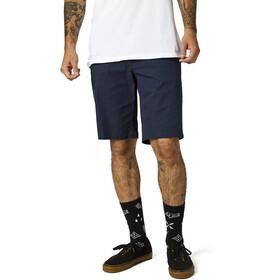 Fox Essex 2.0 Pantaloncini Chino Uomo, blu